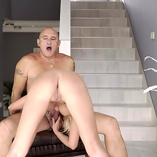 Old fat granny anal and hotel maid man Finally at home, eventually alone! - Summer Brooks